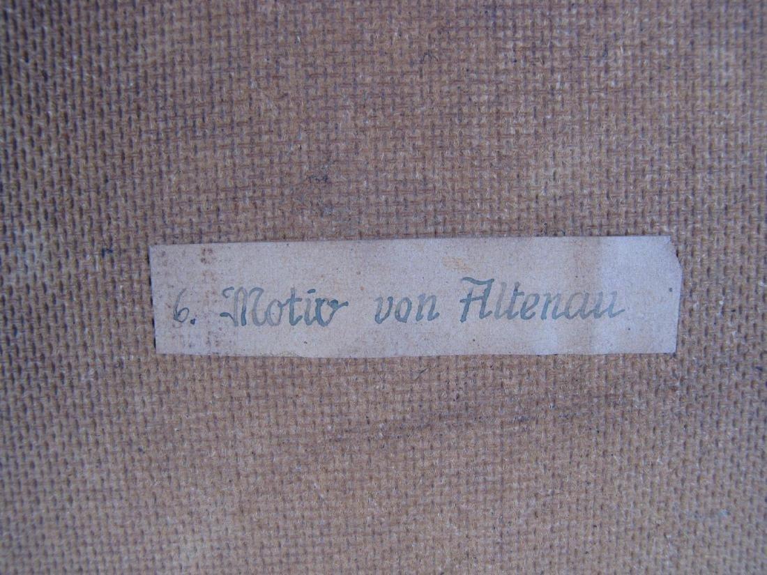 "H. Gohmann 14x18 O/B ""Altenau-Oberhaus"" - 5"