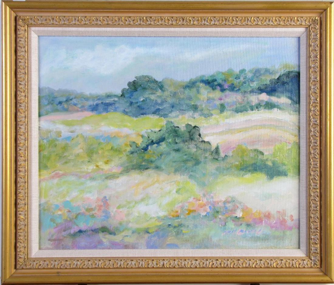Nell Revel Smith 14.5x17.5 O/B Landscape