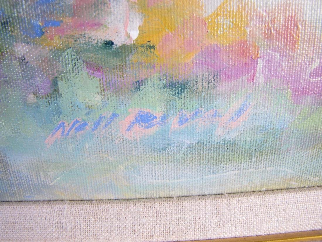 Nell Revel Smith 14.5x17.5 O/B Landscape - 2