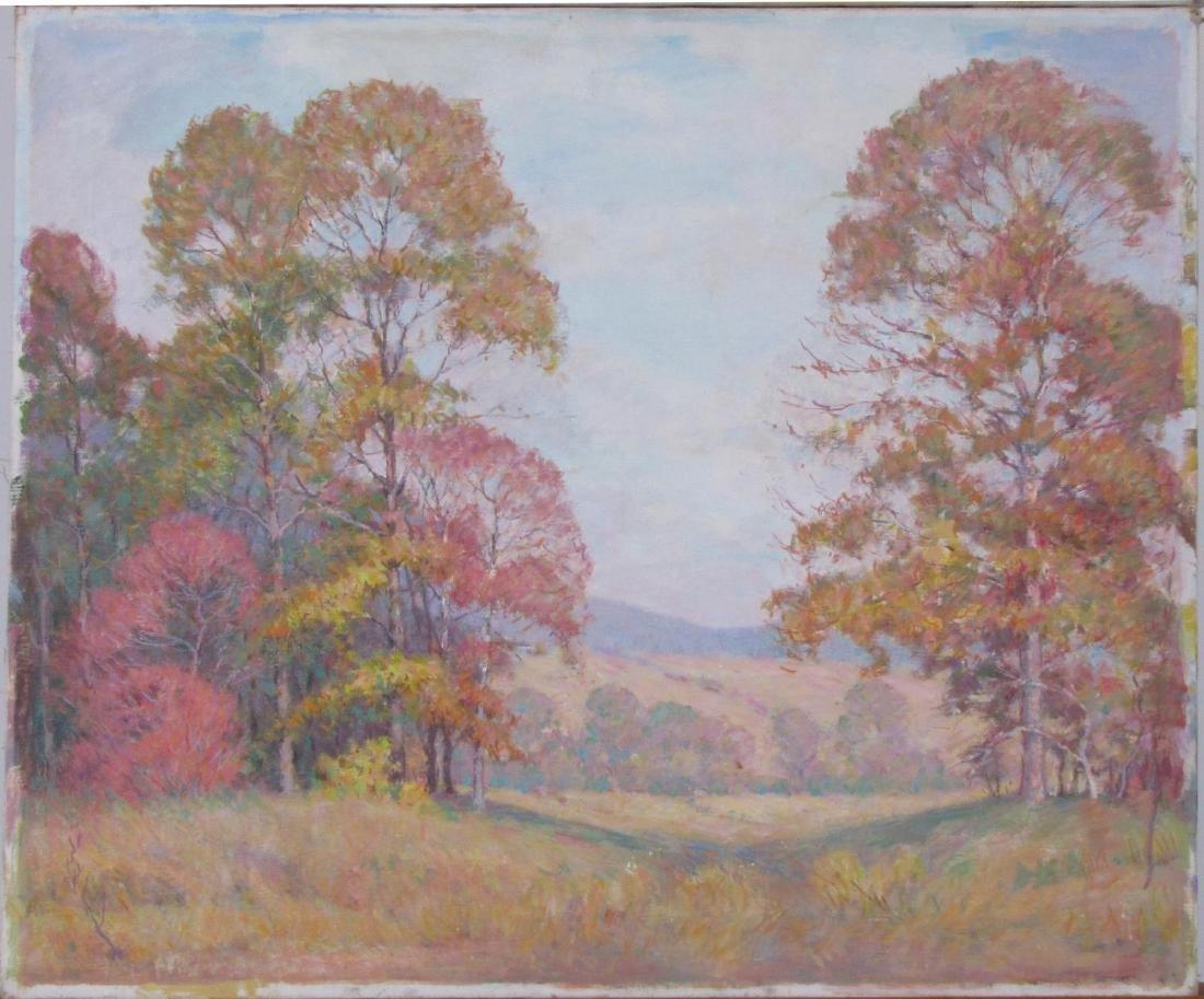 Attrib Alton Coffey (2) 20x24 O/C Landscapes - 3
