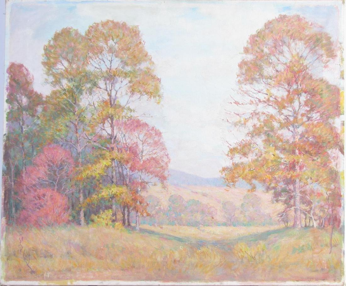 Attrib Alton Coffey (2) 20x24 O/C Landscapes - 5
