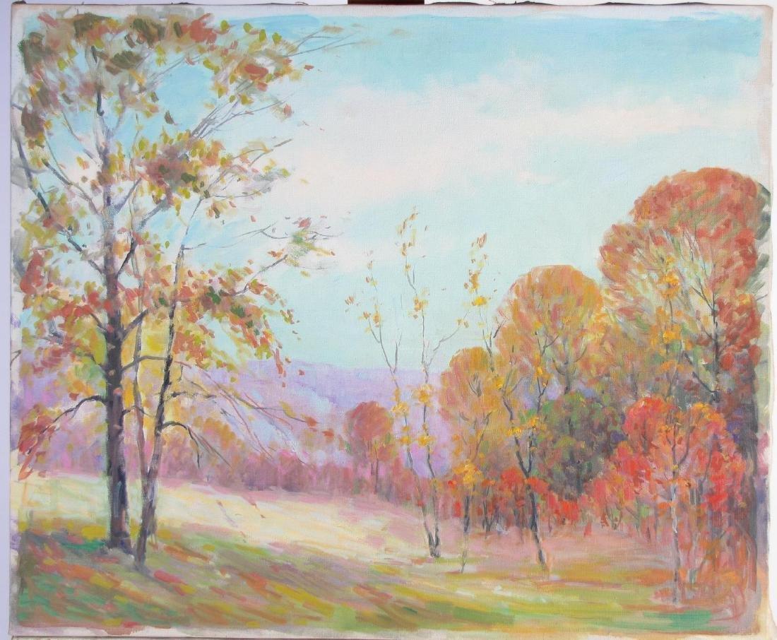 Attrib Alton Coffey (2) 20x24 O/C Landscapes - 6