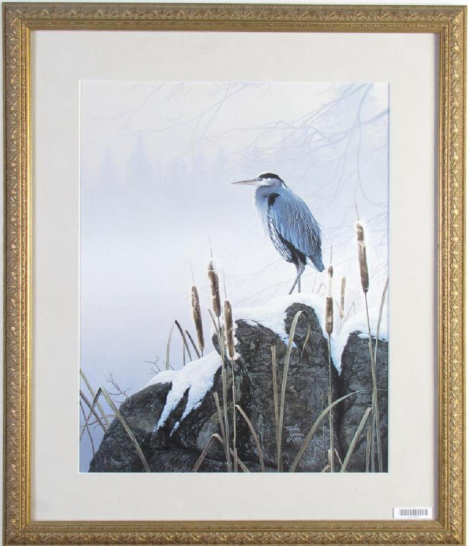 "Stephen Lyman Framed Print, ""Morning Solitude"""