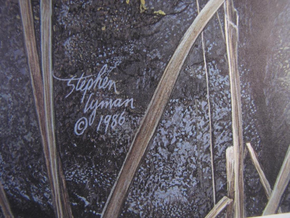 "Stephen Lyman Framed Print, ""Morning Solitude"" - 3"