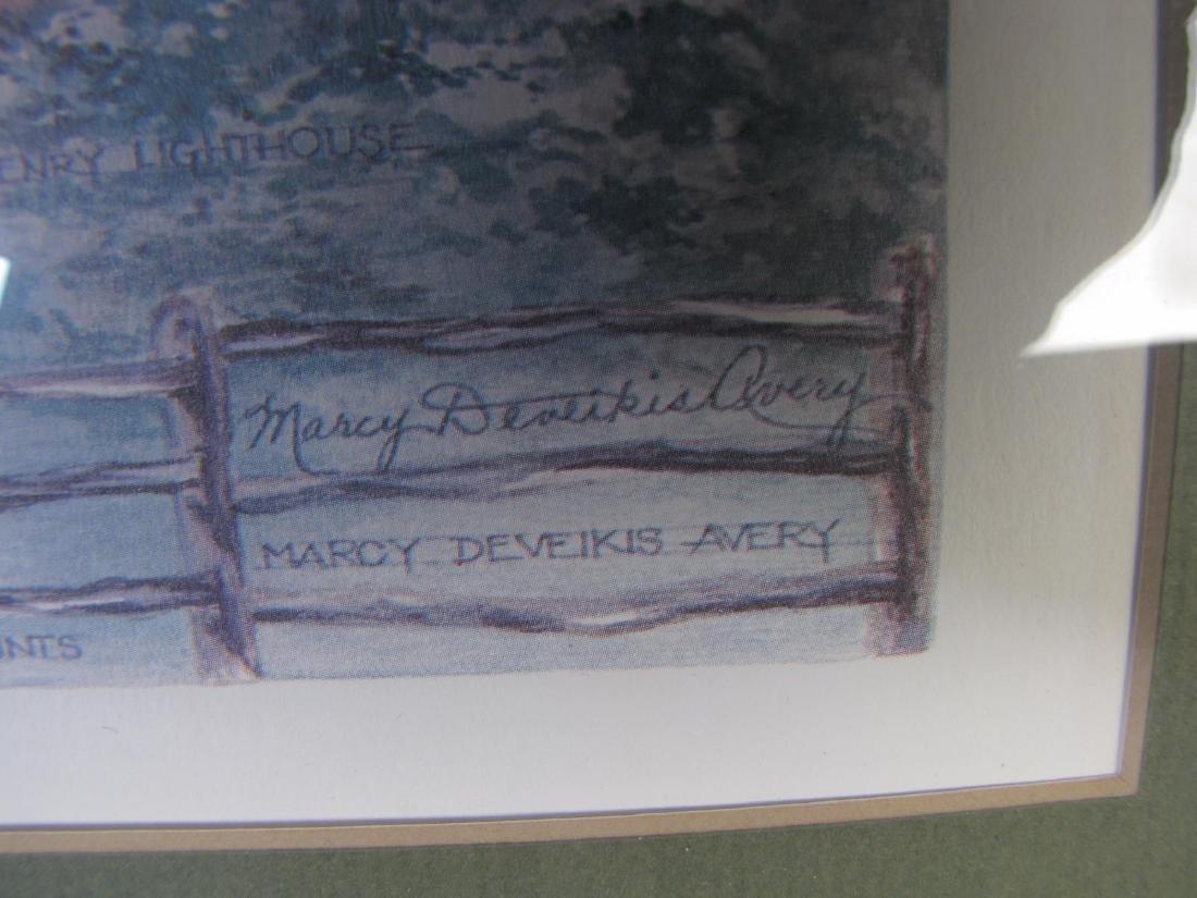 Marcy Deveikis Avery Virginia Landmarks Prints - 7