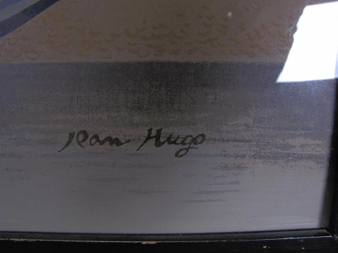 Jean Hugo lithograph - 3