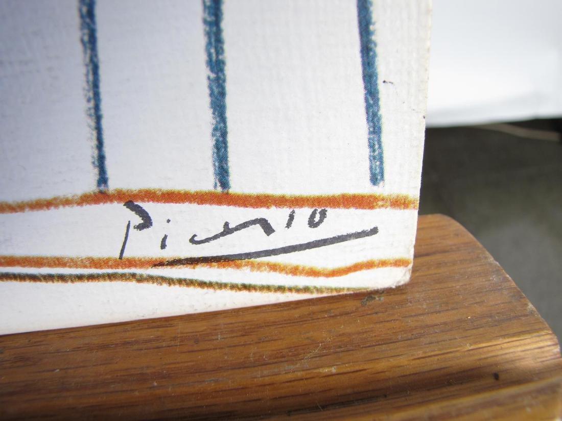 Three Picasso 33LP Album Covers - 5