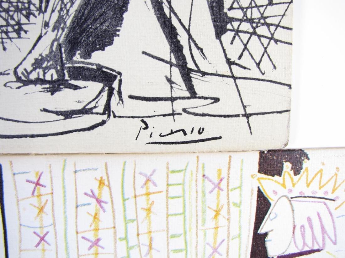 Three Picasso 33LP Album Covers - 7