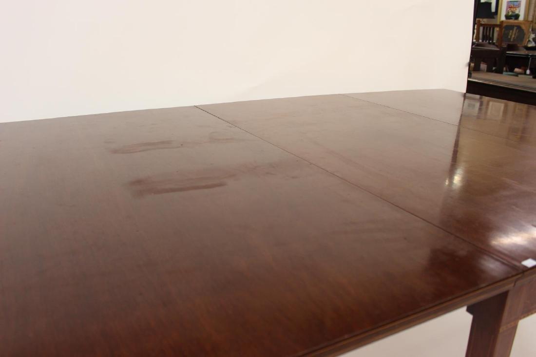 Biggs Furniture Vintage Drop-Leaf Dining Table - 4