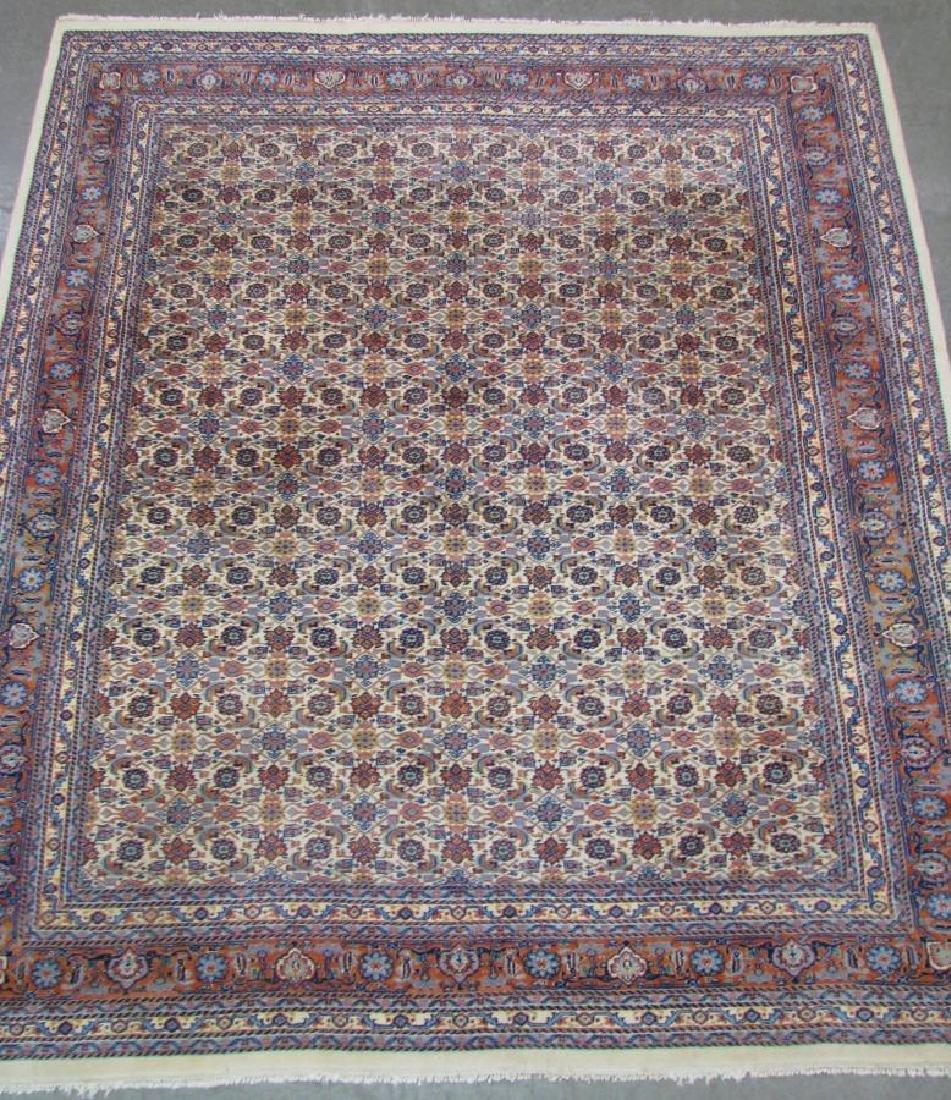 Handmade Bijar Room Size Rug
