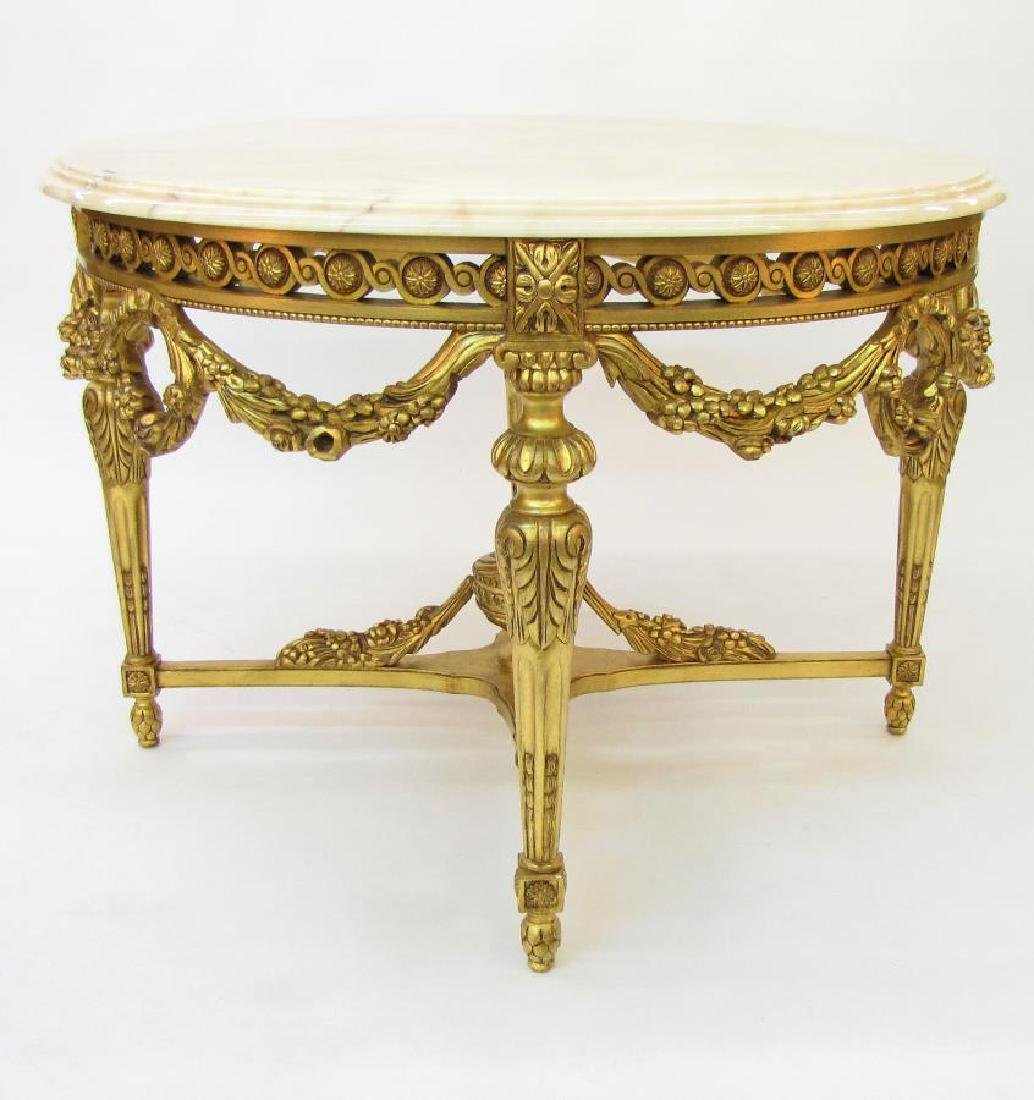 Decorative Crafts 1619 Mariano Foyer Table