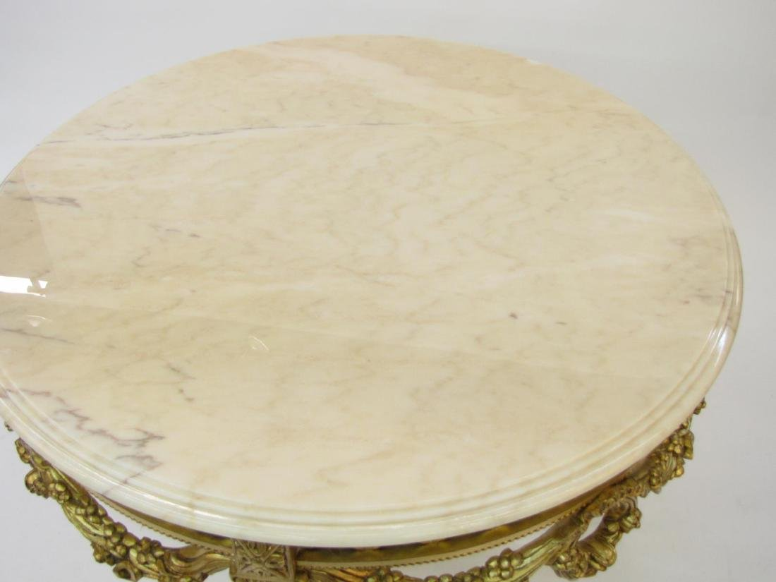 Decorative Crafts 1619 Mariano Foyer Table - 5
