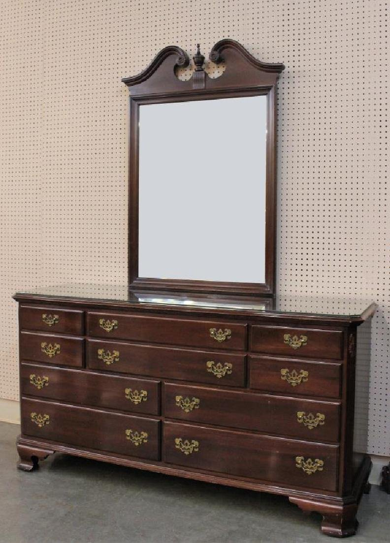 Ethan Allen Cherry Bedroom Suite - 3