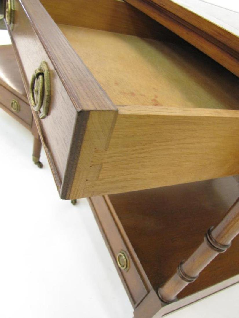 Hekman Pair of Two-Drawer Nightstands - 4
