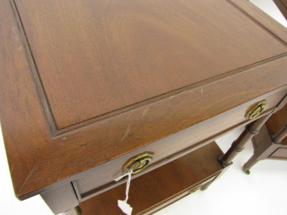 Hekman Pair of Two-Drawer Nightstands - 5