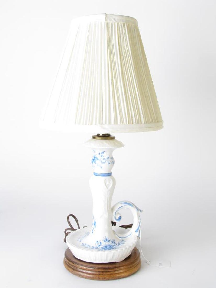 Four Assorted Table Lamps - 5
