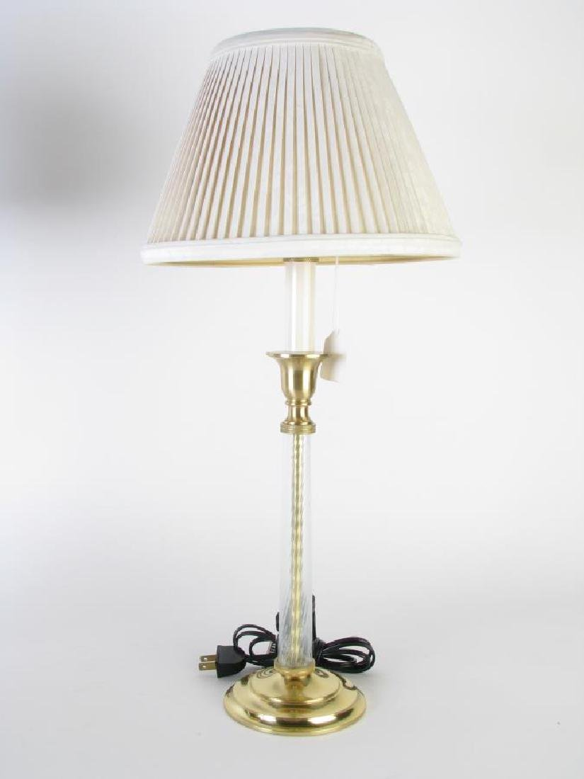 Two Pair of Dresser Lamps - 2