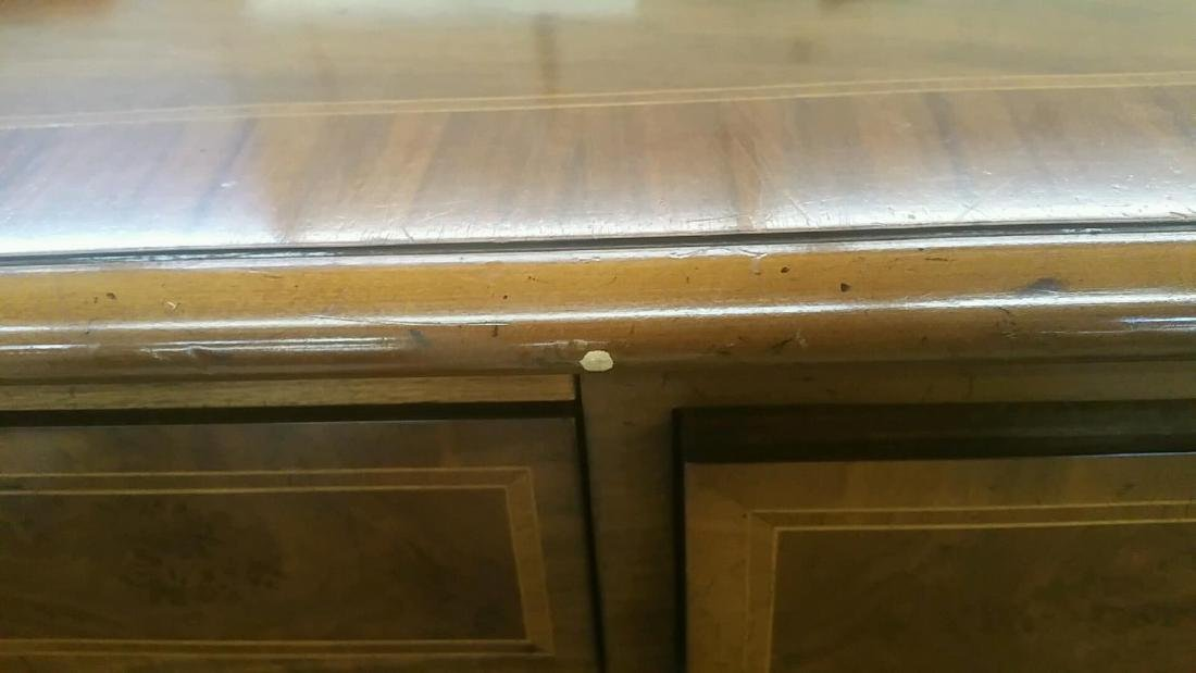 Baker Furniture Chippendale Style Desk - 10