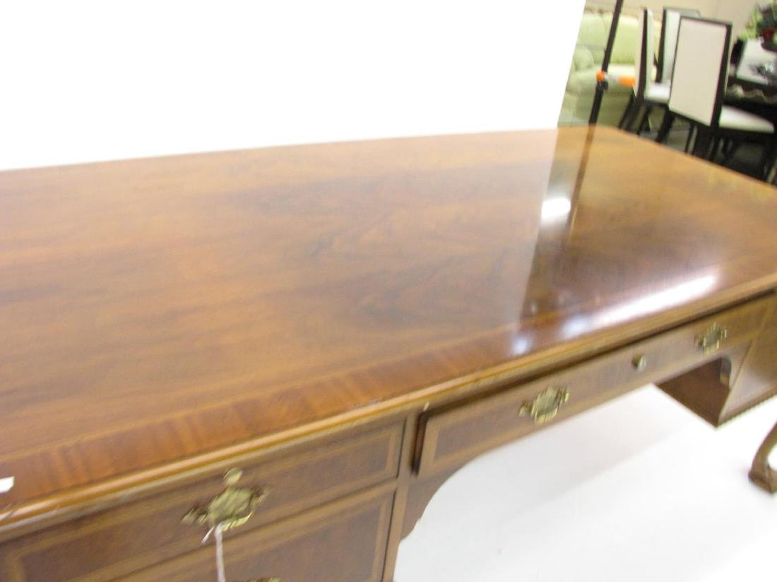 Baker Furniture Chippendale Style Desk - 2