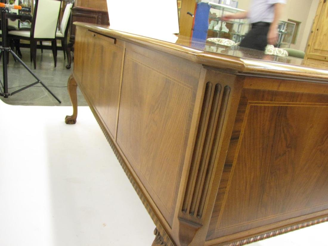 Baker Furniture Chippendale Style Desk - 6