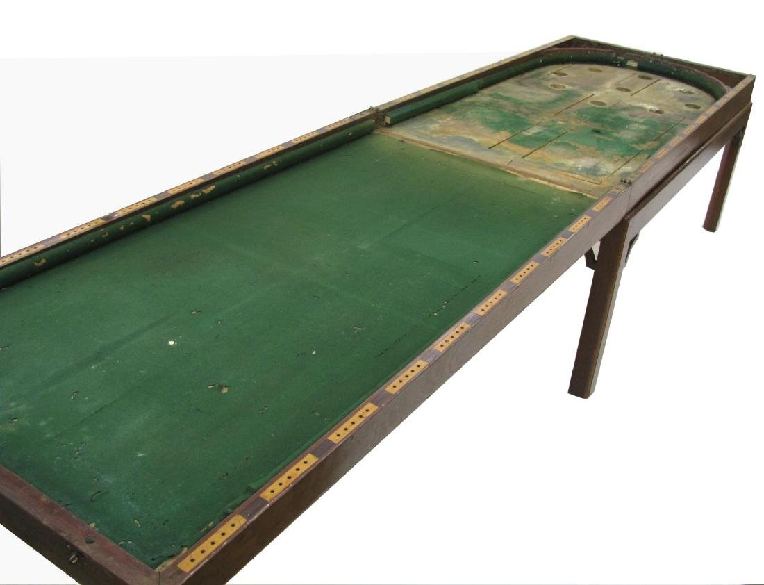 Antique Skee Ball Game Table - 6