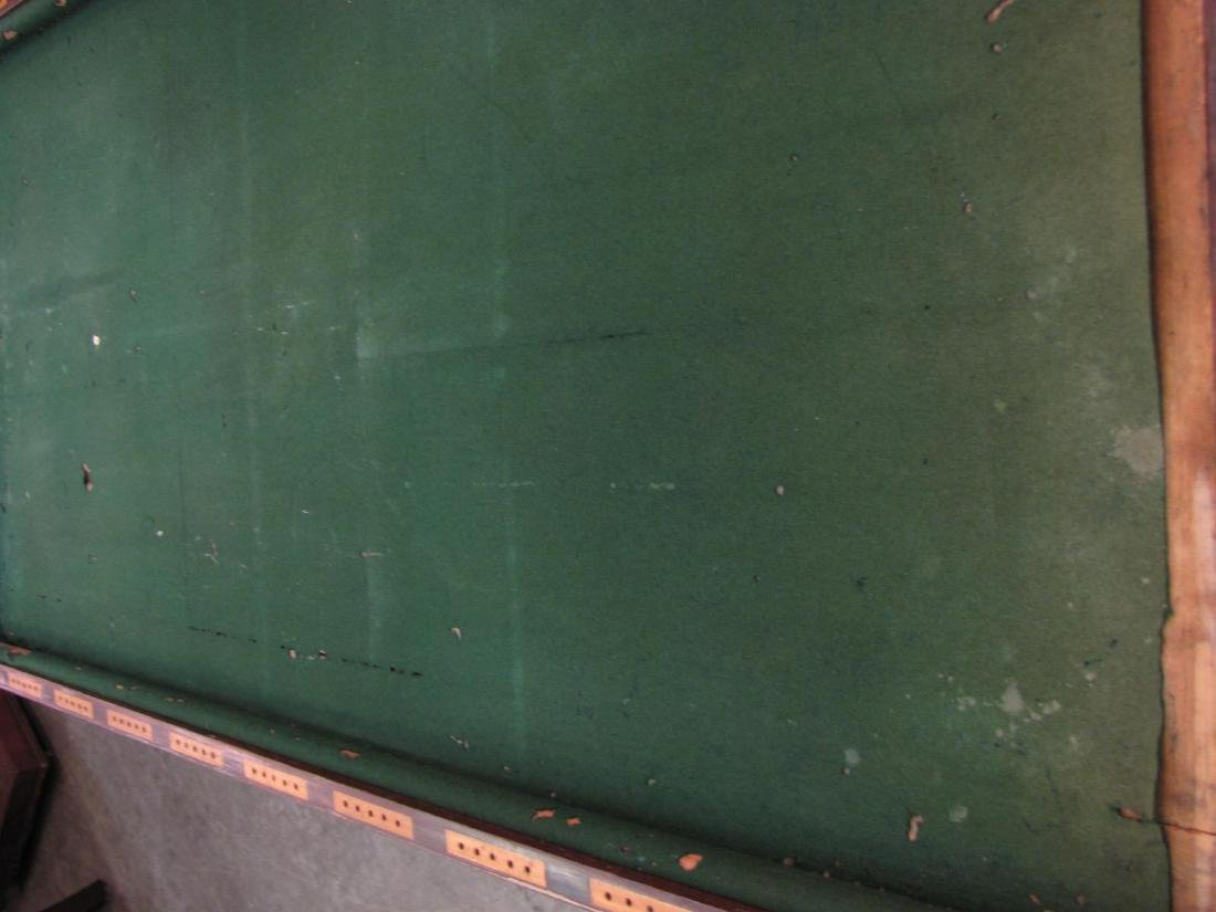 Antique Skee Ball Game Table - 8