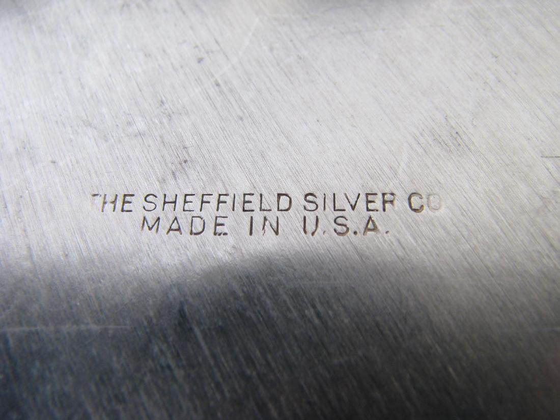 Group of Weighted Sterling and Silverplate - 5