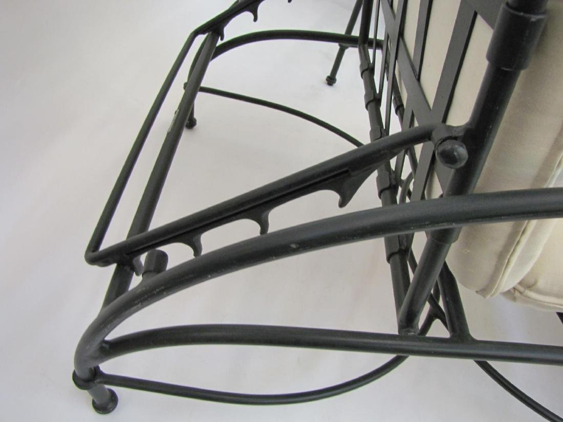 Brown Jordan Cast Metal Lounge Chairs - 4