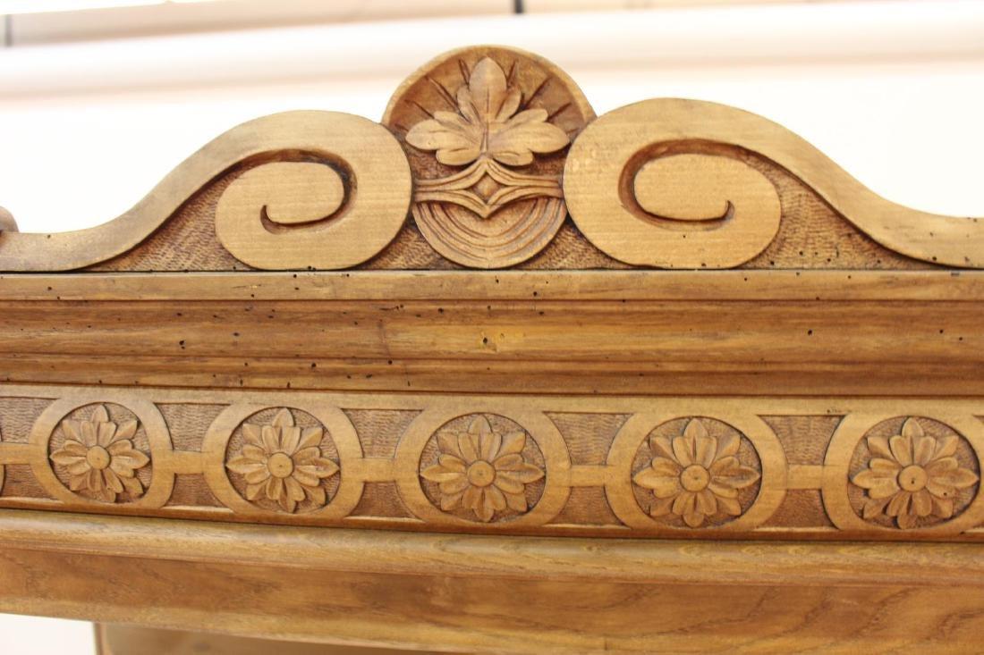 Antique Style Curio/Display Cabinet - 3