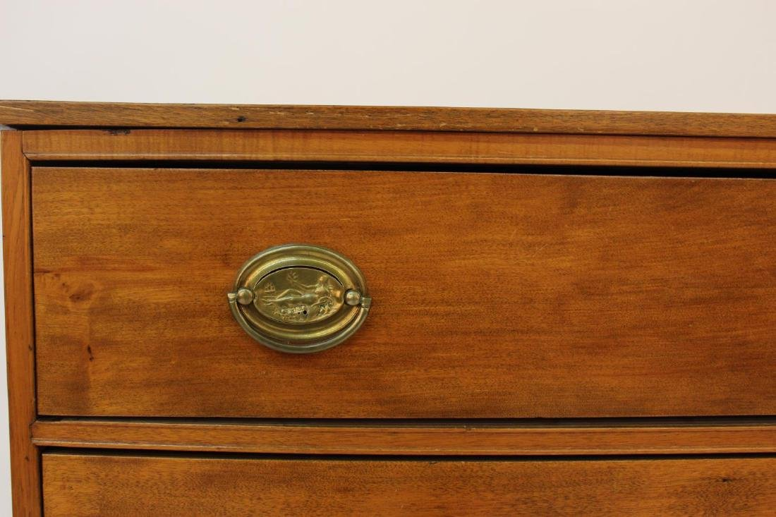 Antique Federal Style Four-Drawer Chest - 2