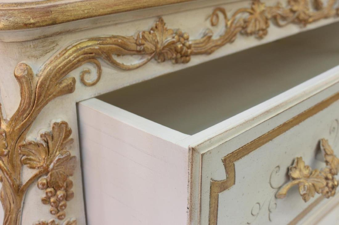 Painted Decorator Chest - 3