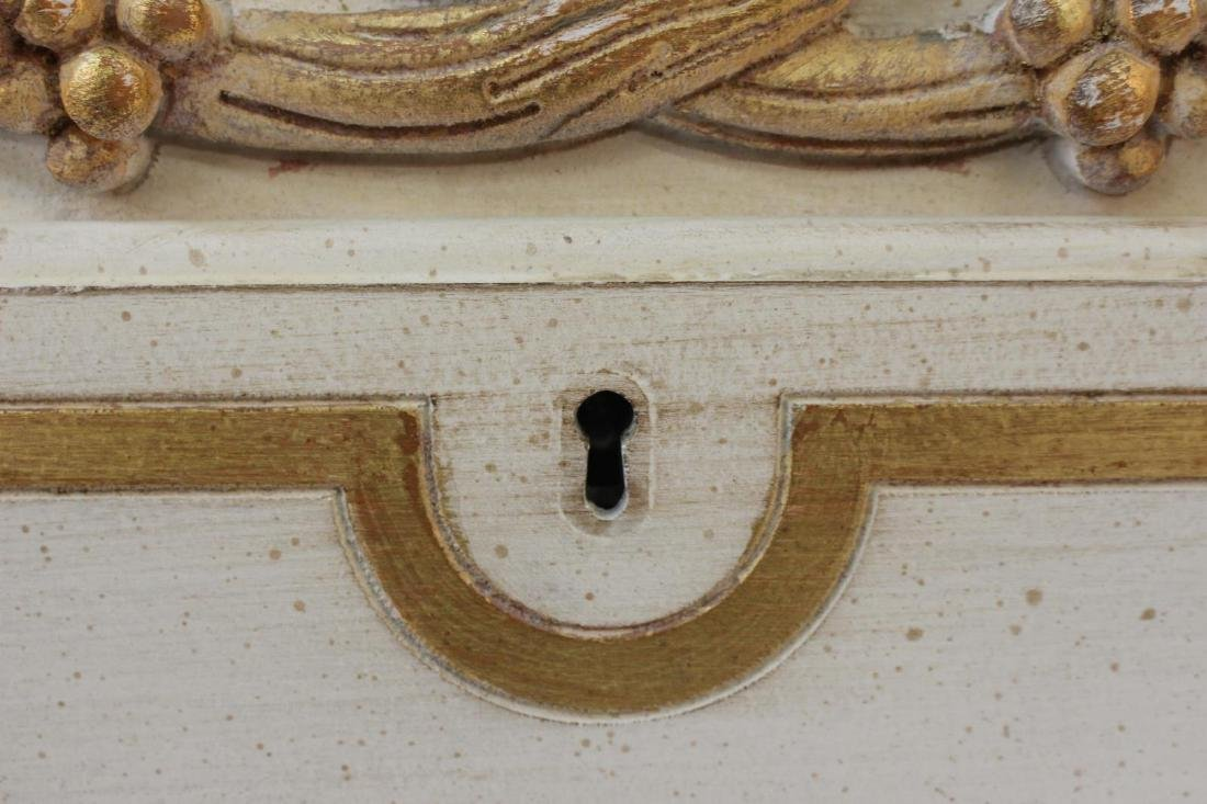 Painted Decorator Chest - 7