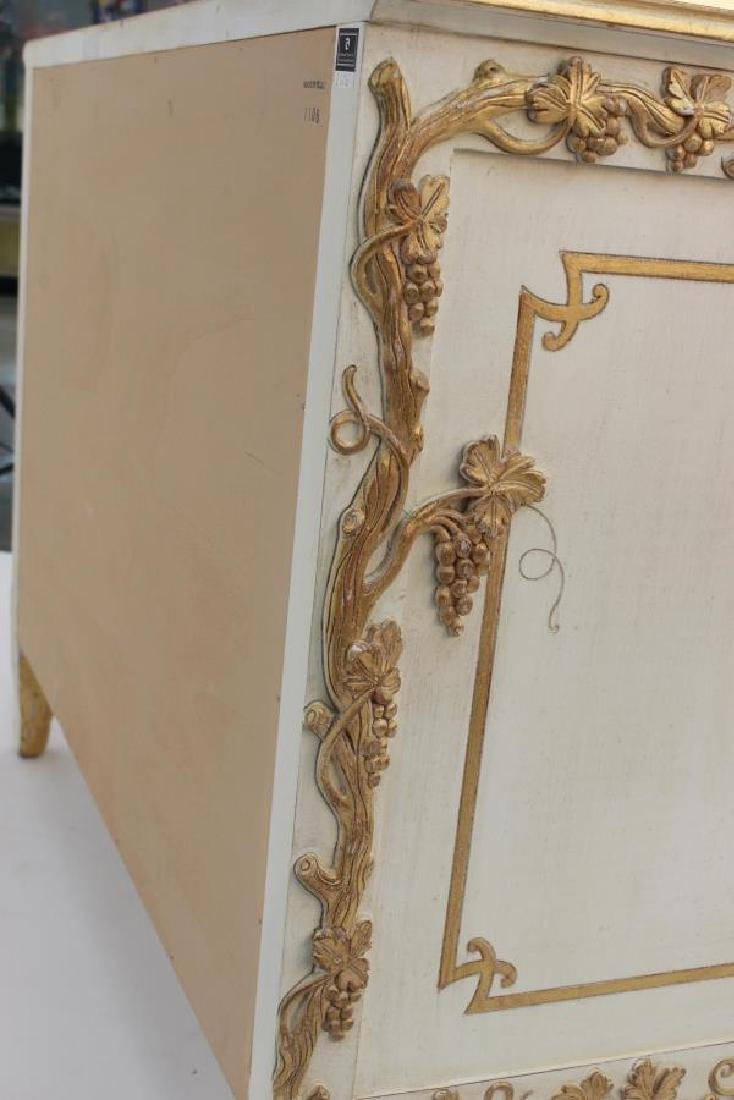 Painted Decorator Chest - 4