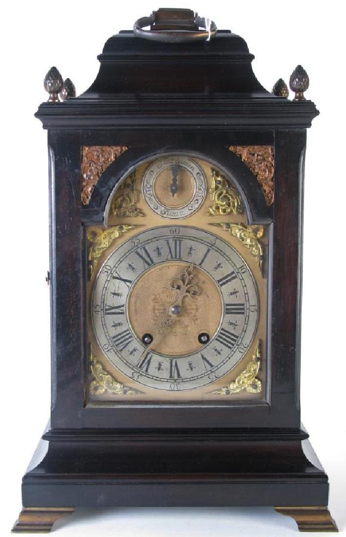 Antique German Bracket Clock