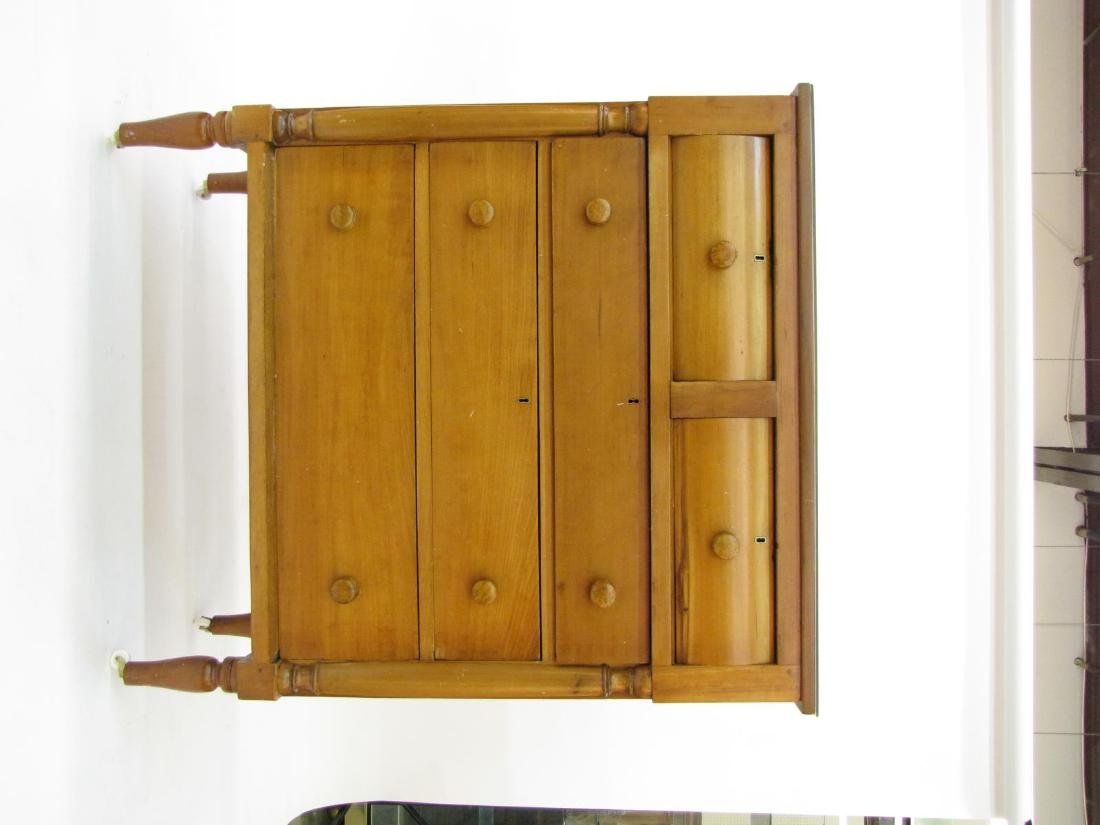 Antique Chest of Drawers - 6