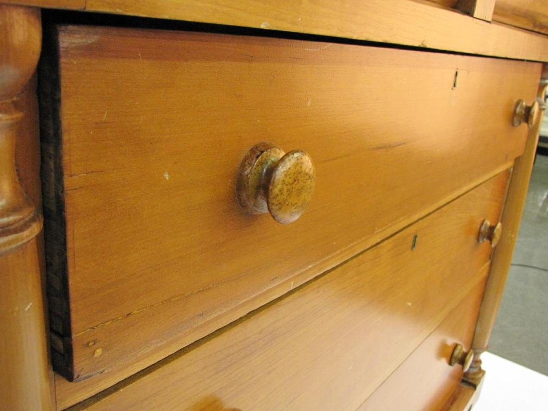 Antique Chest of Drawers - 7