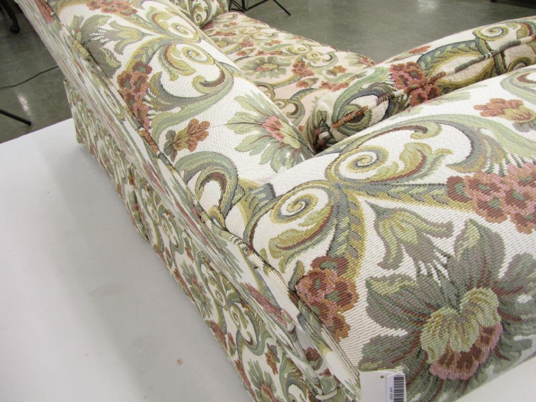 Upholstered Decorator Sofa - 5