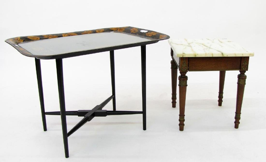 Two Accent Tables
