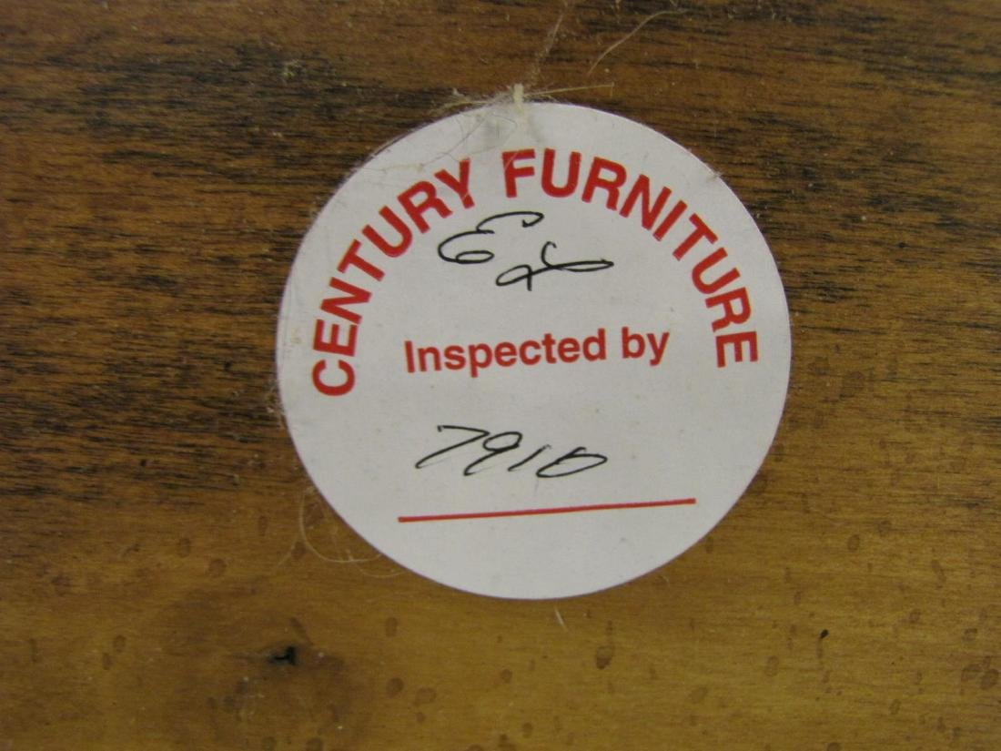 Century Furniture King Bed - 6