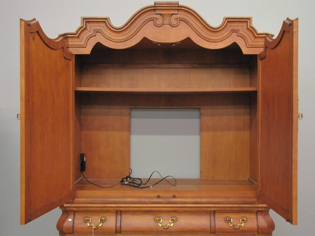 Century Entertainment Armoire - 2