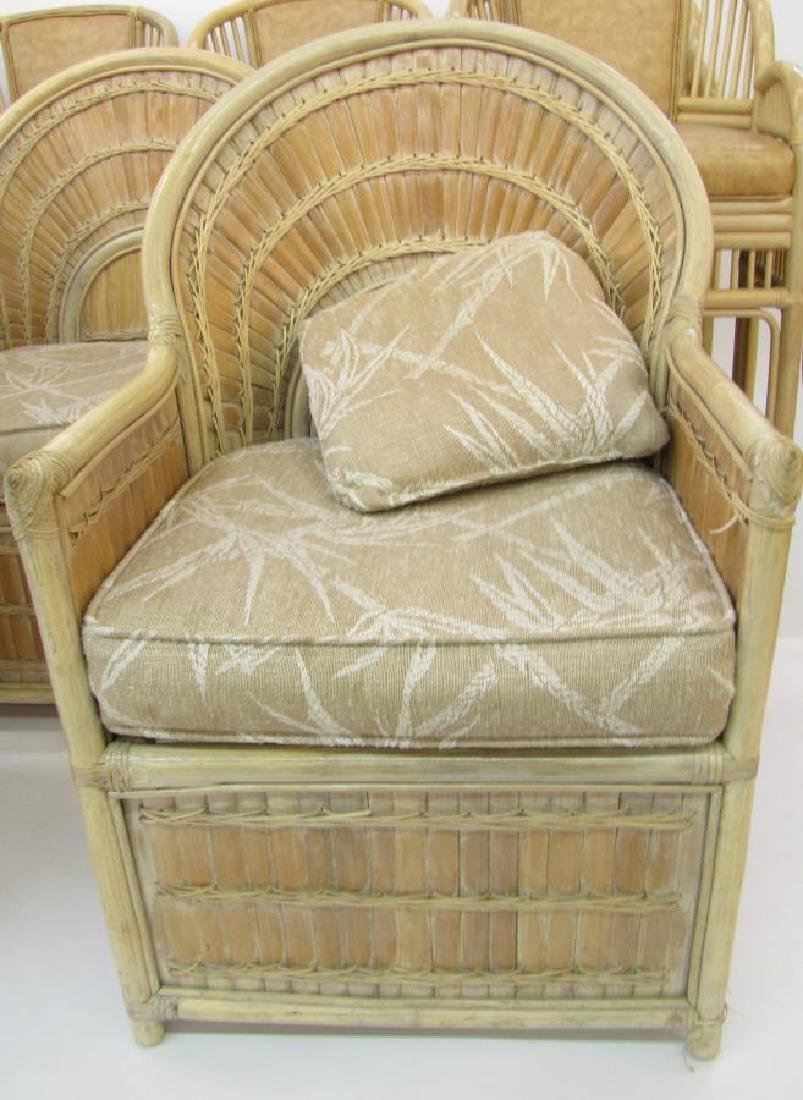 Fort Smith and Shelby Williams Chairs, Barstools - 2