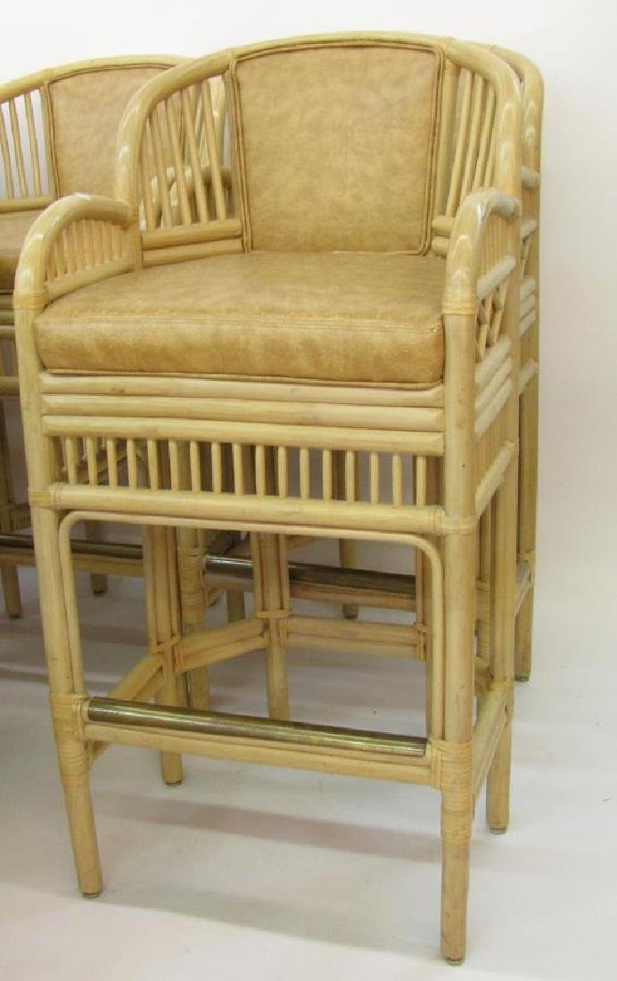 Fort Smith and Shelby Williams Chairs, Barstools - 7