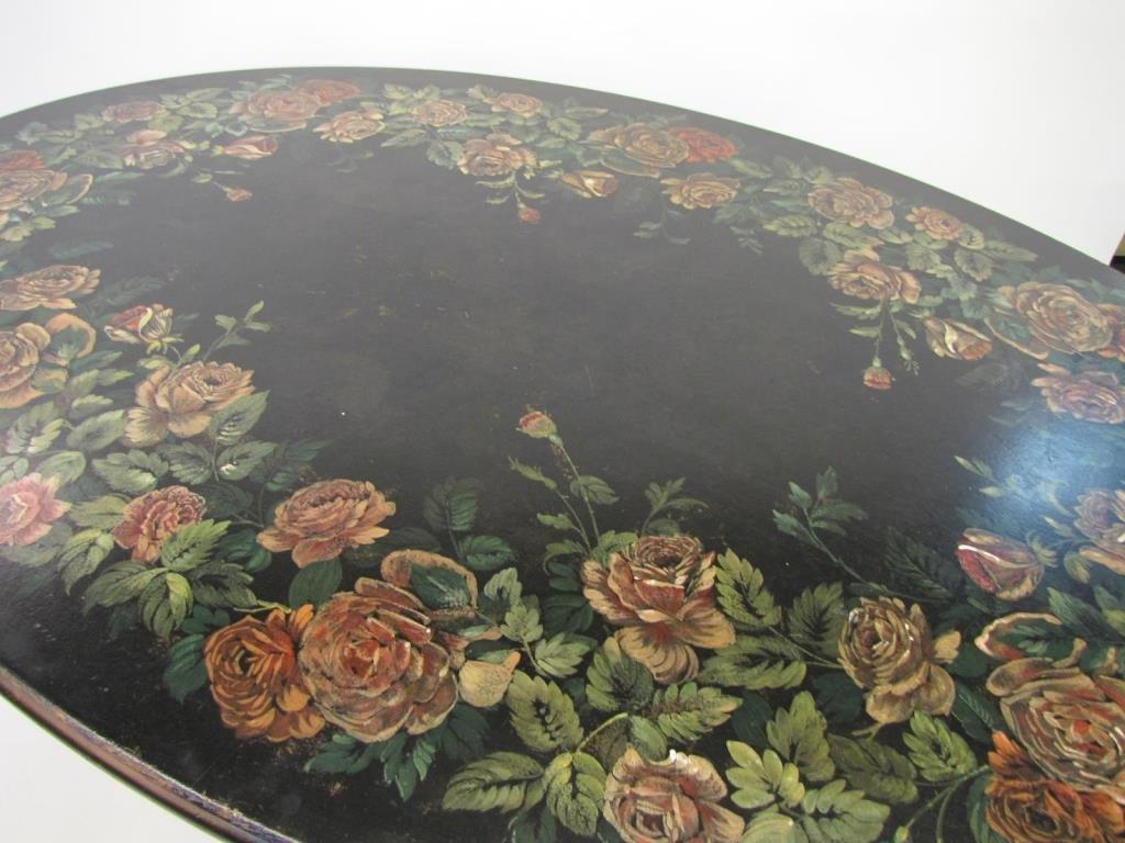 Patina Italia Oval Dining Table - 2