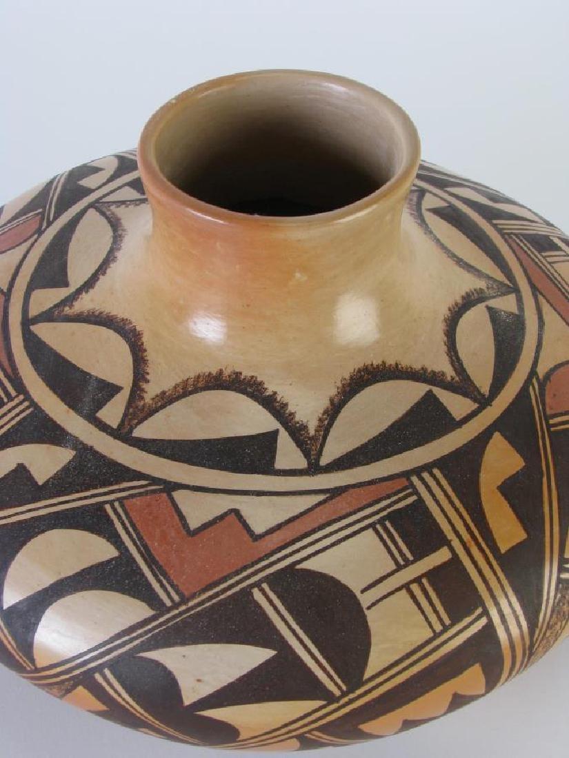 Pauline Setalla Hopi Pottery Jar - 2
