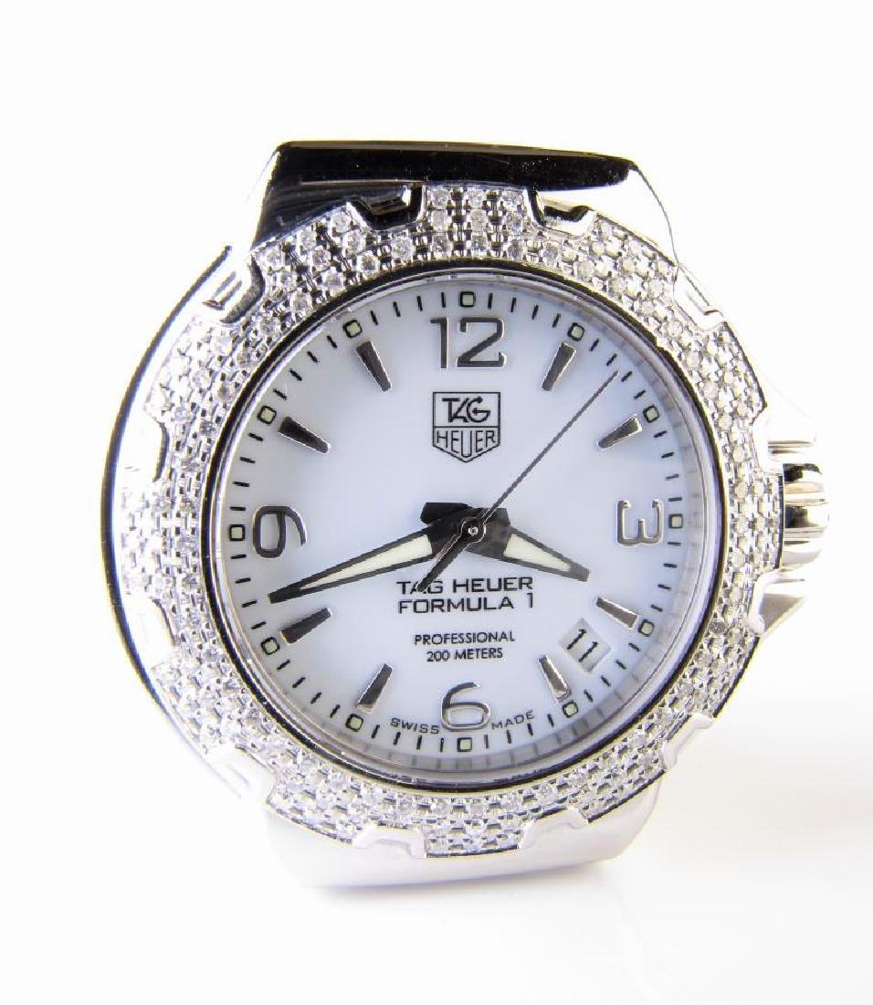 Tag Heuer Lady's Diamond Formula 1 Watch