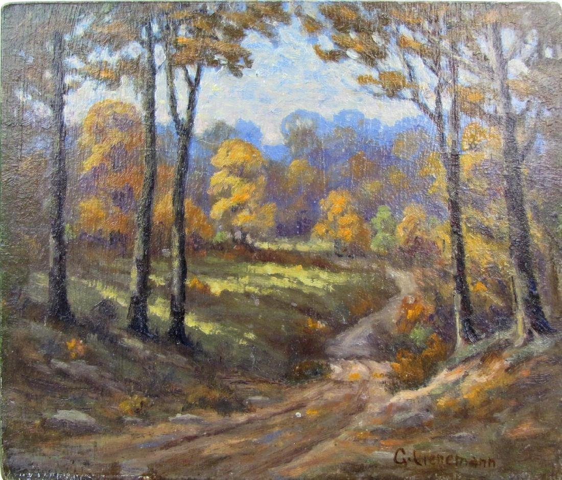 George Lienemann 10x11.75 O/B Two Seasons - 2