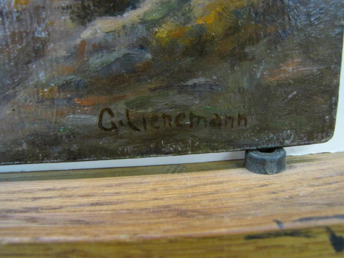 George Lienemann 10x11.75 O/B Two Seasons - 5