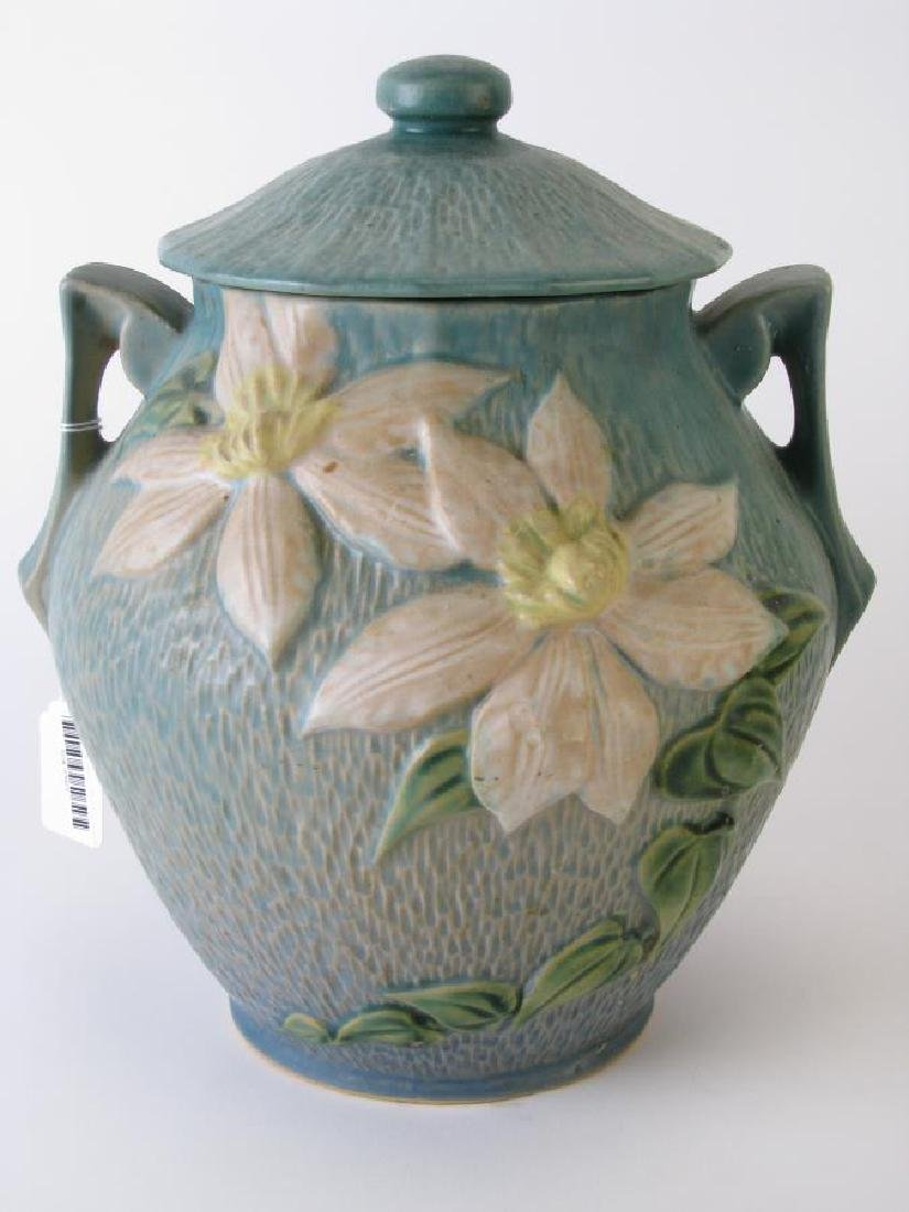 Roseville 'Magnolia' and 'Zephyr Lily' Cookie Jars - 3