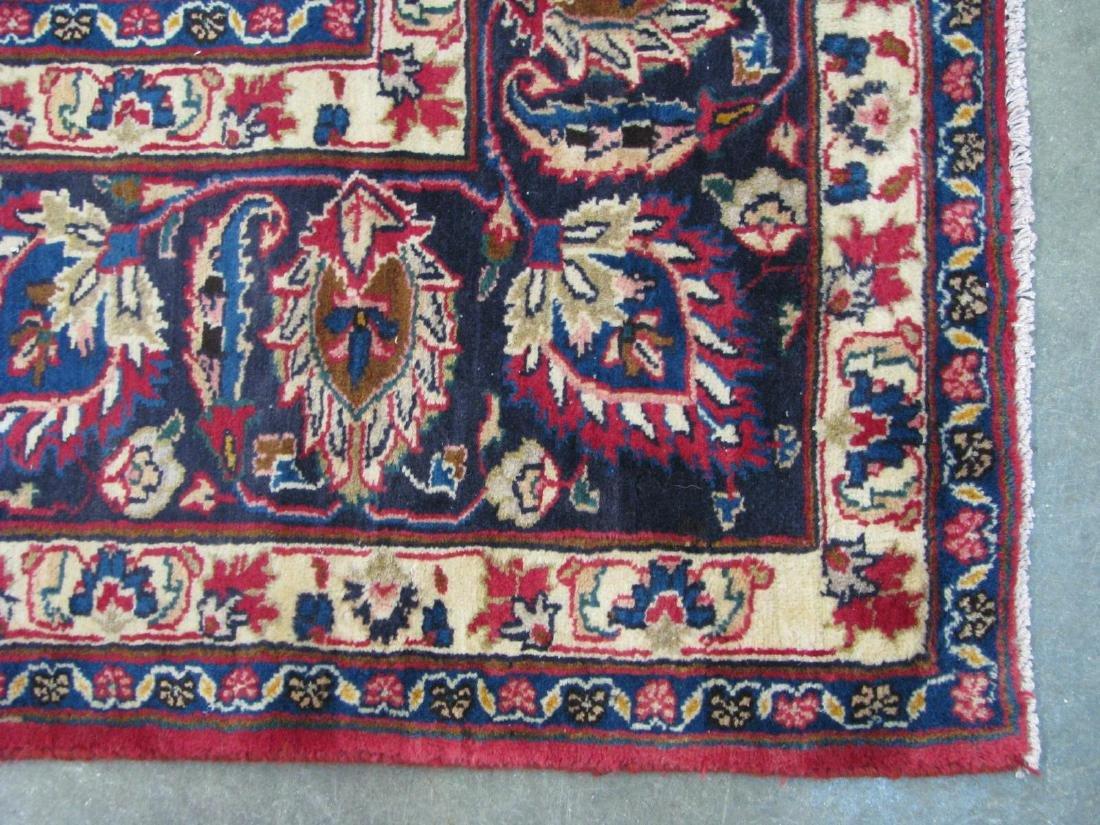 Handmade Mashad Room Size Rug - 2