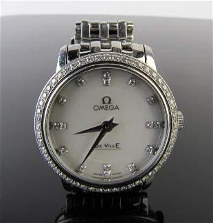 Lady's Omega Deville Prestige Wristwatch